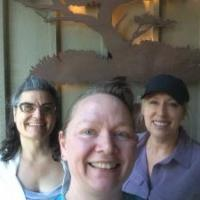 Tamera Adams, Angel Woods, Pam Green at Salishan Resort July 2018-02