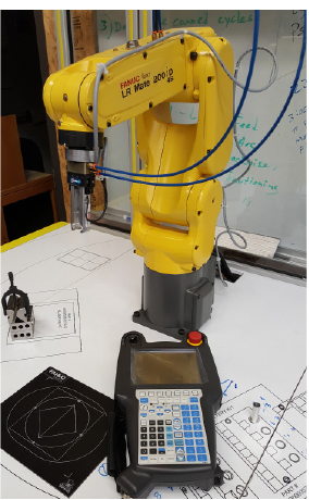 mechatronics robot arm