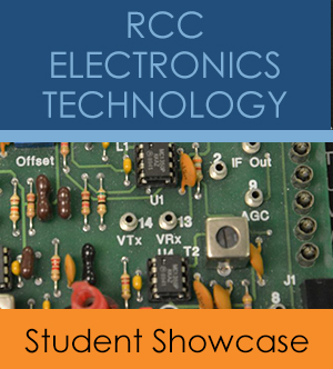 electronics students showcase their final projects