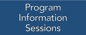 RCC's program information sessions