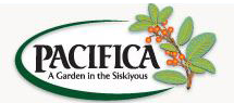Pacifica a Garden in the Siskiyous logo