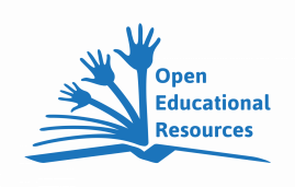 Open Educational Resources - OER - Textbooks logo