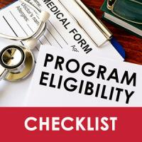eligibility checklist for SOHOPE