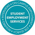 career services logo regards resumes interviews employment hand shaking exploration