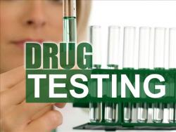 AHO Drug Screening requirements