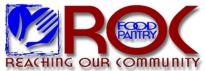 Reaching Our Community logo food pantry