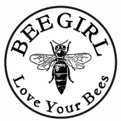 The bee girl love your bees