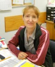 Instructor Contreras, Sandy