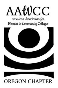 AAWCC american association for women in community colleges logo